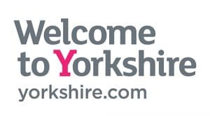 Welcome to Yorkshire - Original White Image